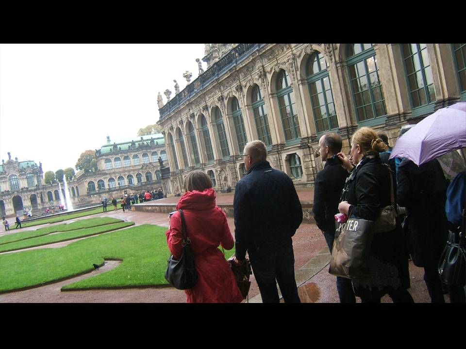 Vuoden 2013 excursiomatka tehtiin Prahaan ja Dresdeniin.