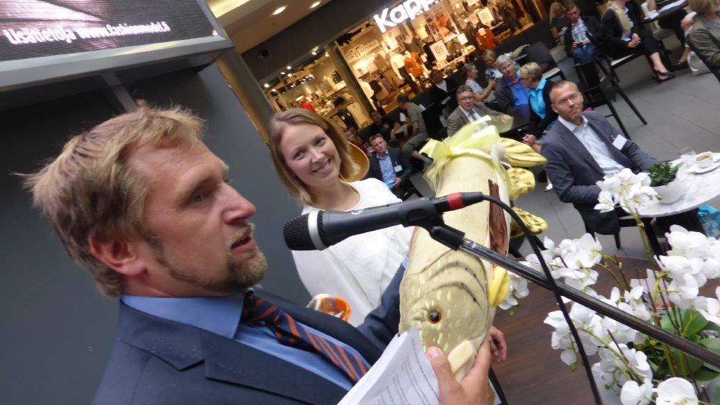 PIKE-palkinnon 2015 vastaanotti Asikkalan Vääksy.