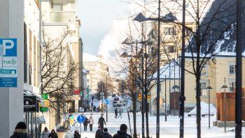 Lappeenrannan kaupunki sai keskustapalkinnon 2018