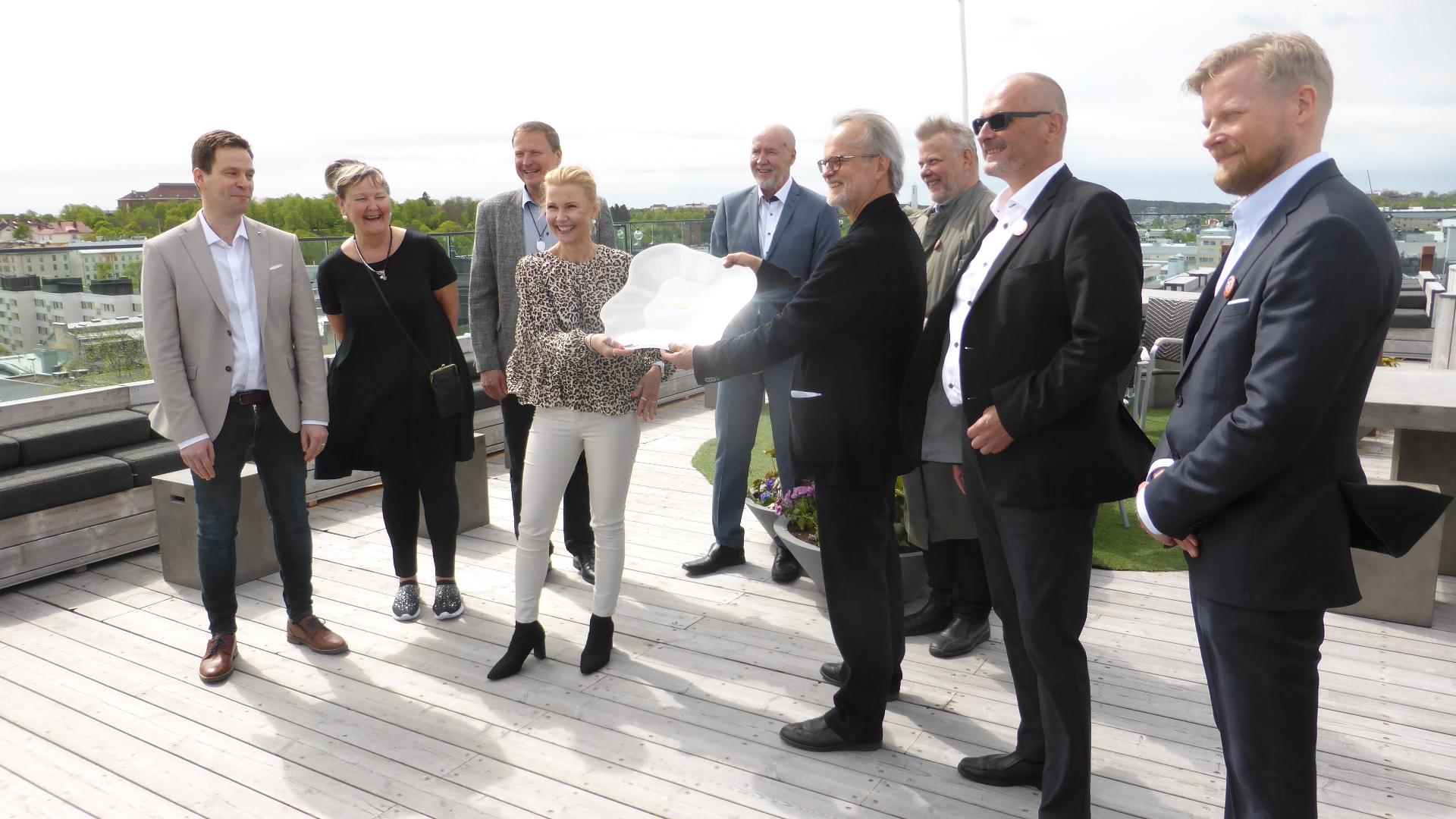Turku voitti keskustakilpailun
